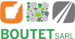 BOUTET TP – Travaux publics et aménagements extérieurs Logo
